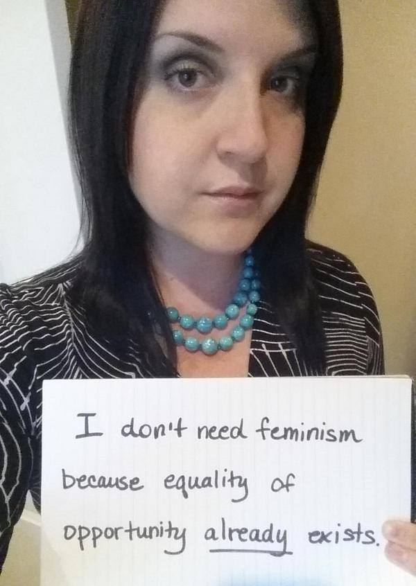 why i believe feminism must be stopped I believe that men can support feminism and be feminists, but we are approaching the debate from a position of male privilege it's easy to say i support women's rights, and actually do so, and then go and do or say something that discriminates against women without even realising it.