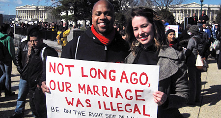 pro interracial marriage essay Moral and social arguments for gay marriage can same-sex marriage benefit society share  just as is the case today with interracial and interfaith marriages.